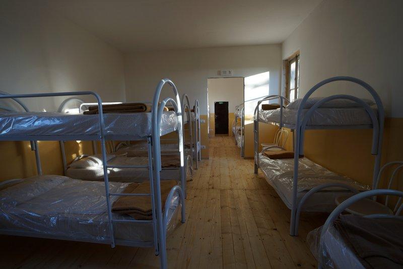 La casa casa scout don titino for Piani camera a castello